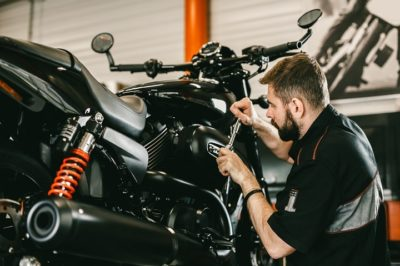 basic motorcycle maintenance