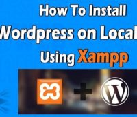 wordpress localhost