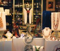 Kiosk Jewelry Store