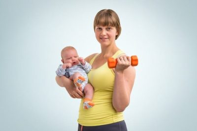 post-pregnancy workout plan