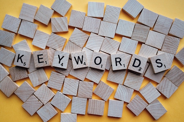what is a keyword