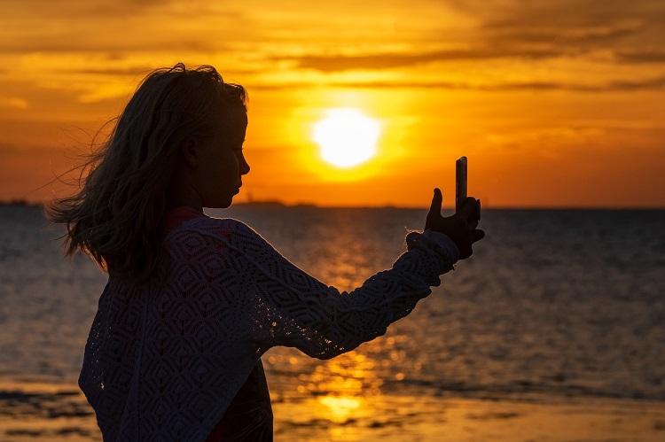 Selfie shot