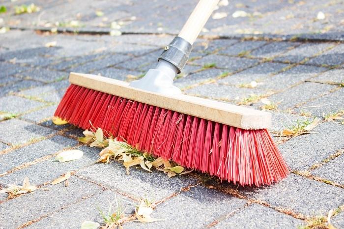 Street Sweeping Job