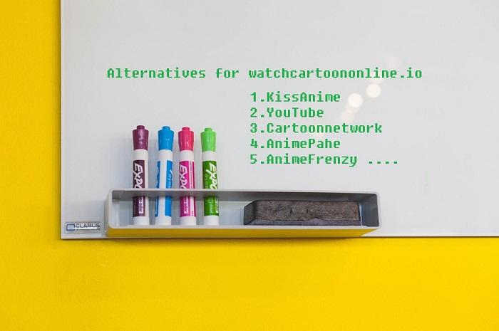 watchcartoononline.io alternative sites