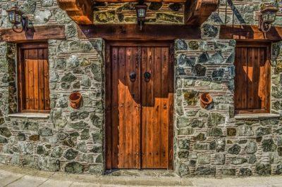 Exterior Doors Materials