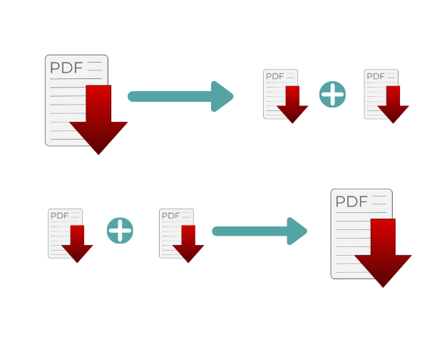 PDF Splitting and Merging