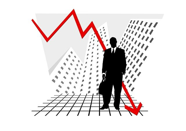 crash of a business