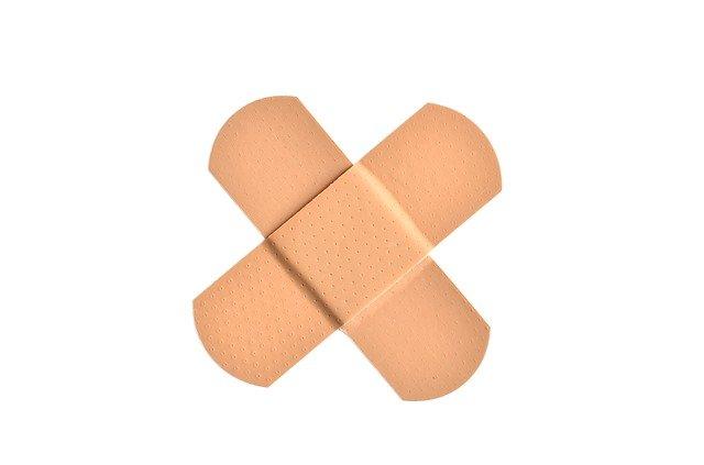 bandage for injury
